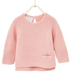 Mail :: INBOX: 16 more Pins for your Klinci board Knitting For Kids, Baby Knitting, Diy Crafts Knitting, Baby Pullover, Baby Cardigan, Stylish Clothes For Girls, Stylish Outfits, Crochet Girls, Kids Coats