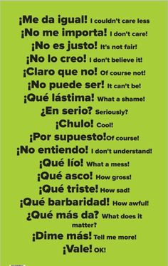 Here are 15 Spanish Learning Hacks I used to become Fluent Fast! Learn how to speak everyday, conversational Spanish now. Here are 15 Spanish Learning Hacks I used to become Fluent Fast! Learn how to speak everyday, conversational Spanish now. Spanish Grammar, English Vocabulary Words, Spanish Language Learning, English Phrases, Learn English Words, Teaching Spanish, Useful Spanish Phrases, Spanish Activities, Teaching French