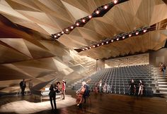 tetrarc plans music, dance and theater conservatory for rennes
