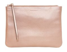 Large Pouch SS16 Rose Gold