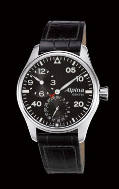 Alpina Aviator Watch