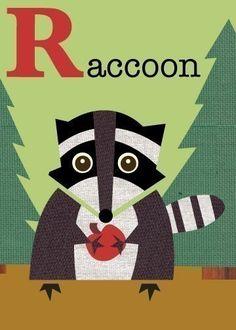 I see Raccoons everywhere.