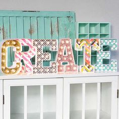 Browse through our list of DIY marquee projects to add the perfect touch of handmade decor to your home or wedding. These project ideas are cheap and easy to make for a party or gift.