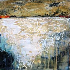 "bärbel ricklefs-bahr, ""o.T."" (68) With a click on ""Send as art card"", you can send this art work to your friends - for free!"