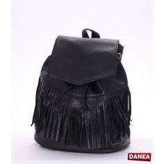 Dámsky batoh 668-1-Black}