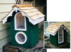 heated cat house | heated outdoor cat house | awesome