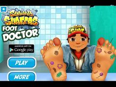 Jogar Subway Surfers Foot Doctor