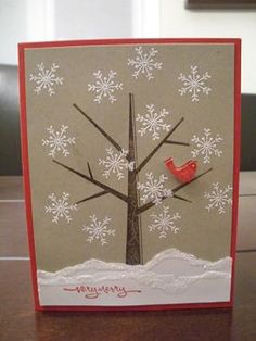 Season of Friendship by mugsie - Cards and Paper Crafts at Splitcoaststampers