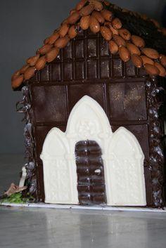 Casa de chocolate