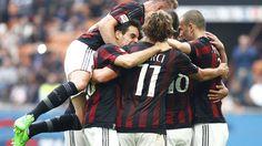 Milan fik sejr til sidst mod Sassuolo