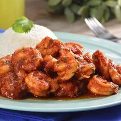 Camarones a la Diabla para Cuaresma Mexican Dishes, Mexican Food Recipes, New Recipes, Cooking Recipes, Ethnic Recipes, Yummy Recipes, Dinner Recipes, Yummy Food, Chipotle Recipes