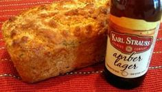 Cheddar & Chive Beer Bread - I'll be adding 1Tbs Baking Powder to this as well, per my normal beer bread recipe :)