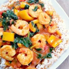 This Black Pepper Chicken stir fry is just like the kind you would order from in the restaurants. Coconut Curry Shrimp, Coconut Milk Curry, Shrimp Curry, Black Pepper Chicken, Chicken Stir Fry, Pasta Salad, Fries, Yummy Food, Stuffed Peppers