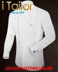 Design Custom Shirt 3D $19.95 herren anzug 3 knopf Click http://itailor.de/suit-product/herren-anzug-3-knopf_it47880-1.html