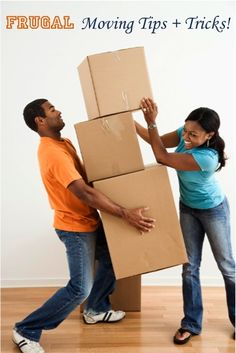 Frugal Moving Tips and Tricks...