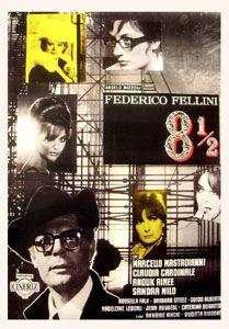 FELLINI'S 8 1/2   classic!