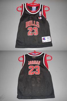18237759a113c1 Michael Jordan Baby Clothing  Chicago Bulls Michael Jordan Toddler Jersey  Size 3T. -