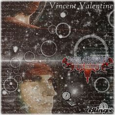 ►❀ vιηcεηт vαℓεηтιηε ❀◄ Vincent Valentine, Photo Editor, Bling, Animation, Scrapbook, Create, Movie Posters, Pictures, Design