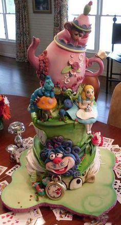 Alice in Wonderland must have!