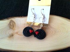Earrings. Look http://melylefay.wix.com/avaloncreations