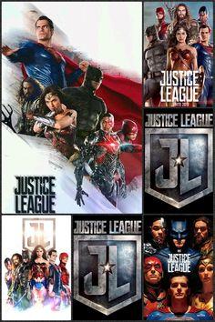 The Justice League DC