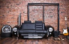 #car couch
