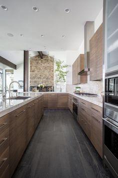 Idée déco cuisine moderne ou toute une pléiade pour trouver le design qui nous ressemble