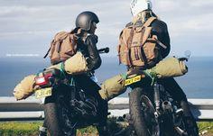 Have a bike road trip before 2020 Motorcycle Camping, Moto Bike, Camping Gear, Lady Biker, Biker Girl, Blitz Motorcycles, Skateboard, Classic Motors, Cafe Racer