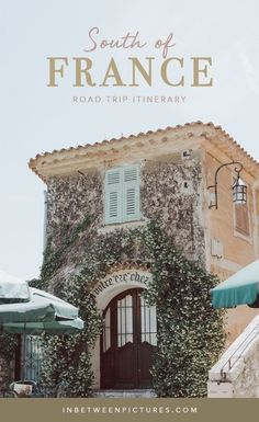 The most amazing South of France itinerary 10 days in Provence planned by a French. Exploring Provence most beautiful medieval villas and French Rivera towns. Aix En Provence, Provence France, Antibes France, Oh The Places You'll Go, Places To Travel, Travel Destinations, Travel Tips, Travel Hacks, Budget Travel