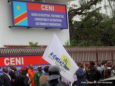 RDC / CENI : 12 partis politiques signent le code de bonne conduite