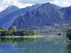 Lago d'Idro Lake of Idro , Italy this is definitely the most beautiful place I have ever been.