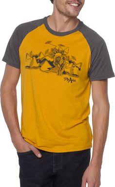 Prana Male Desert T-Shirt - Men's