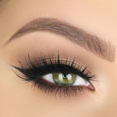 BROWS - brow definer in chocolate and clear brow gel EYESHADOW- tartelette in bloom palette EYELINER- extreme art liner pen LASHES- in jade by Makeup Inspo, Makeup Inspiration, Makeup Tips, Beauty Makeup, Eye Makeup, Makeup Tutorials, Beauty Care, Makeup Ideas, Beauty Hacks