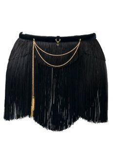 Fraulein Kink - Fringe Maid Skirt - wish i could afford this beauty!