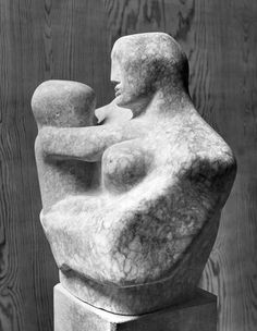 Mother and Child Barbara Hepworth