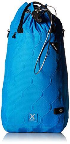 PacSafe Travelsafe X15 AntiTheft Portable Safe Hawaiian Blue   Visit the  image link more details. 62878024b555b
