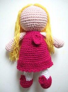 Les poupées sans visage: la poupée soumaya