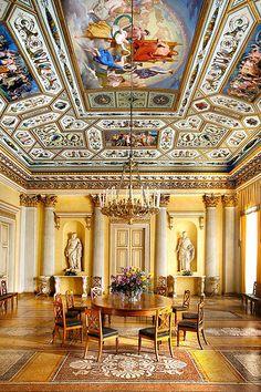 Castello di Racconigi - Racconigi Royal Palace - Racconigi - Piedmont - Italy