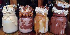 Crazy Milkshake Ideas - Australia Shop Makes Insane Milkshakes-Delish.com