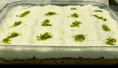 Canınız tatlı çekiyorsa, sütlü tatlılar sizi kesmeyecekse ama bu ara ipin ucu kaçtığı için şerbetli tatlılar da vicdanen sizi mutlu etmey... Turkish Kitchen, Smoothie, Turkish Recipes, Cookie Desserts, Food Art, Tart, Cake Recipes, Deserts, Food And Drink