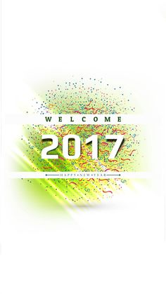 #Welcome #2017! Happy New Year!