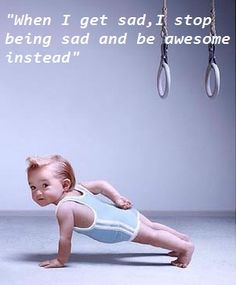 Be awesome...  www.fitnessdojo.org