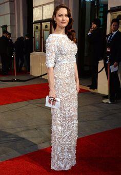 Pin for Later: Your Favourite Stars Were at Their Most Glamorous at the BAFTA Awards Olga Kurylenko