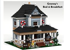 P B&B frontpage | Please support at ideas.lego.com/projects/… | Flickr