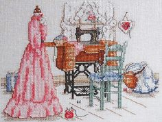 Paula Vaughn Cross Stitch