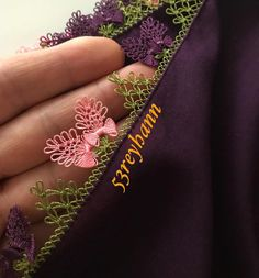 This post was discovered by Ke Crochet Unique, Hairpin Lace, Thread Jewellery, Thread Work, Needle Lace, Bargello, Knitting Socks, Irish Crochet, Handmade Flowers