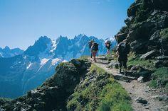 Tour du Mont Blanc, Alps