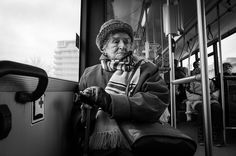 The look | by rusty_cage Cage, Street Photography, Public, Winter Jackets, Europe, Explore, Winter Coats, Winter Vest Outfits, Exploring