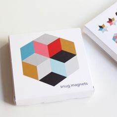 Magnets losange Snug boite