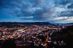 Jena (Thüringen) -- (Photograph City of Light by David Hera)